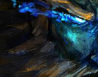 ZEUS  Dota2 painting