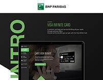 BNP Paribas - Visa Infinite