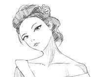 Quick doodle 1