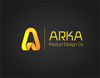 ARKA Product Design Co. [ Logo Design ]