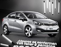 Kia Print Ads