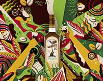 Stoli - Gatorbite Bayou Rum