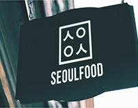 SEOUL FOOD // restaurant branding