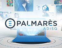 Palmarès / ADISQ