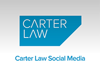 Carter Law Social Media Posts