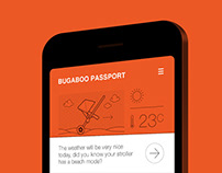 Bugaboo Passport app
