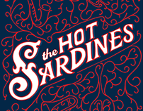 Hot Sardines at the Folly