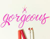 Brushpen, Flat Pen & Crayola Lettering Set 5