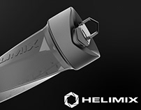 Helimix Product Rendering and 3D Animation
