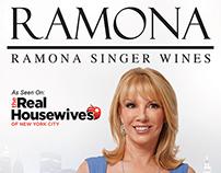 Ramona Singer Wines