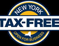 Tax Free NY Logo