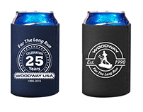 Woodway Can Koozie