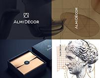 ALMI DECOR -rebranding