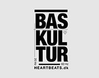 Baskultur - logo design