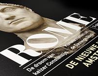 Exhibition campaign Rome