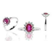 Jewellery Graphics - SG Luxury brand