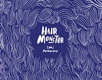 HAIR MONSTER