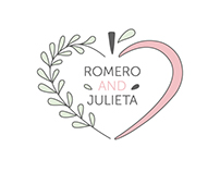 Romero and Julieta - Logo Design