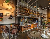 EL RASTRO / Diseño Restaurante