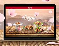KFC - Orient Menu