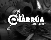 La Charrúa Candombe - Identidad Visual