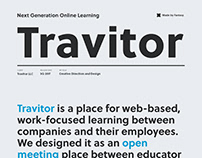 Travitor Online Learning Platform