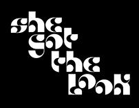 Cornea Display Typeface