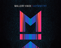 Mallory Knox - Asymmetry campaign