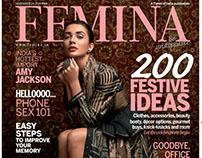 Femina November '15 cover story