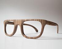 Bro wood sunglasses