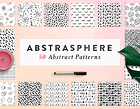 Abstract Seamless Patterns + FREEBIE