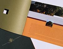 Logo, Corporate Identity, Capability Brochure
