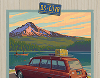 DS-CUVR Oregon