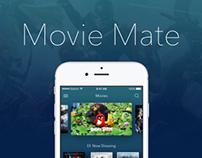 Movie Mate | iOs Movie App Concept UI