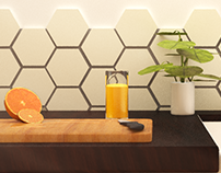Interior Visual 'Kitchen'