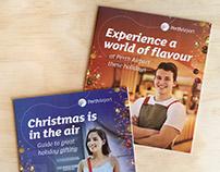 Perth Airport Christmas Catalogue