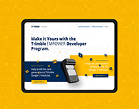Trimble Developer Website