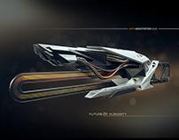 Anti-Gravitation gun