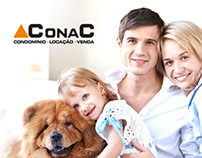 Conac Imóveis - Web