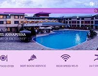 Hotel web UI