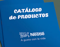 Nestle catalogo productos