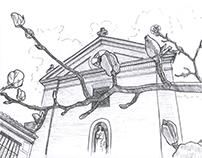Alcalá de Henares sketchbook #5