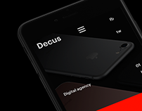 Decus. Digital agency