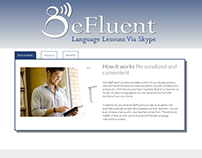 Be Fluent Website