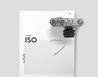 ISO – Photography Magazine