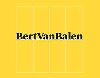 Bert Van Balen