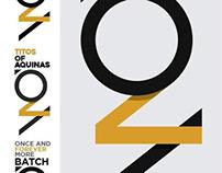 Batch 94 logo design