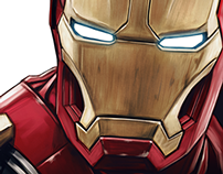 Official Marvel Avengers: Age of Ultron prints