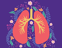 Lung Health Poster