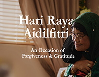 """An Occasion of Forgiveness & Gratitude"" TVC"